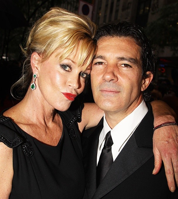 BREAKING: Melanie Griffth And Antonio Banderas' Marriage Collapses After 18 Years