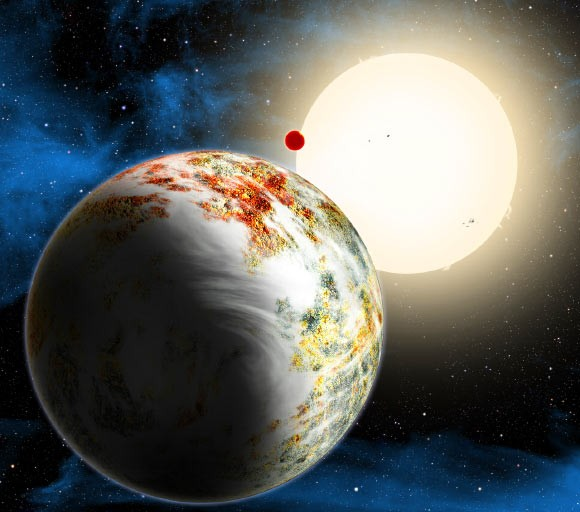 Astronomers Puzzled By Discovery Of Massive, Rocky Planet