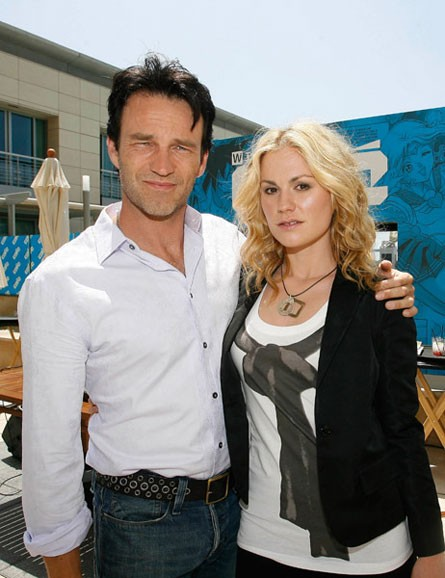 The Notoriously Private Stephen Moyer Opens Up About The Scary Birth Of His Twins With Wife Anna Paquin