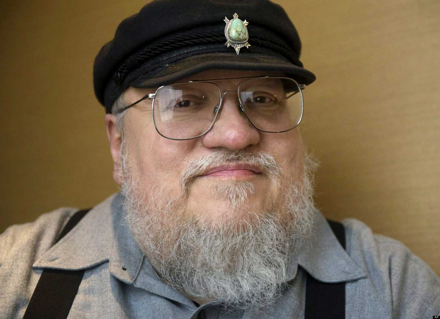 George RR Martin Wants To Write You Into Game Of Thrones And Kill You For The Low Price Of $20,000