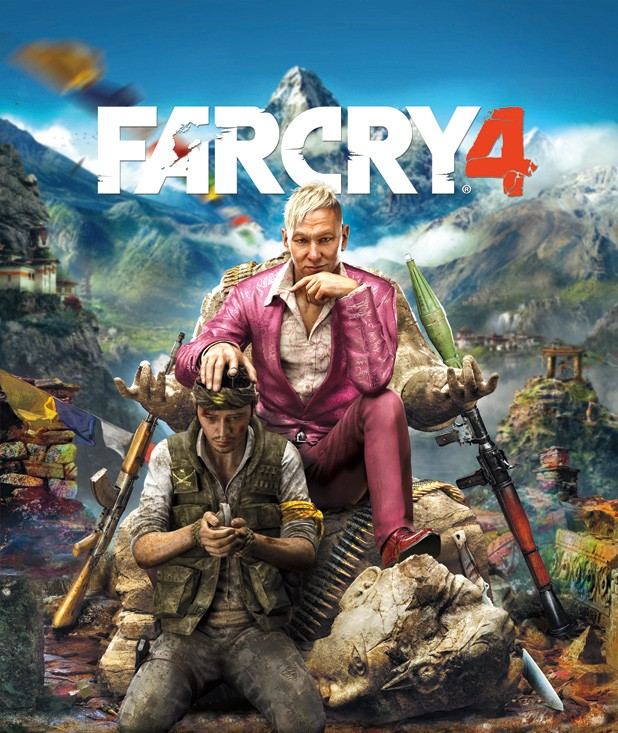 E3 2014: 'Far Cry 4' Gameplay Trailer Revealed