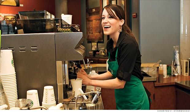 Starbucks Offers Free Online College Degree Program For Employees
