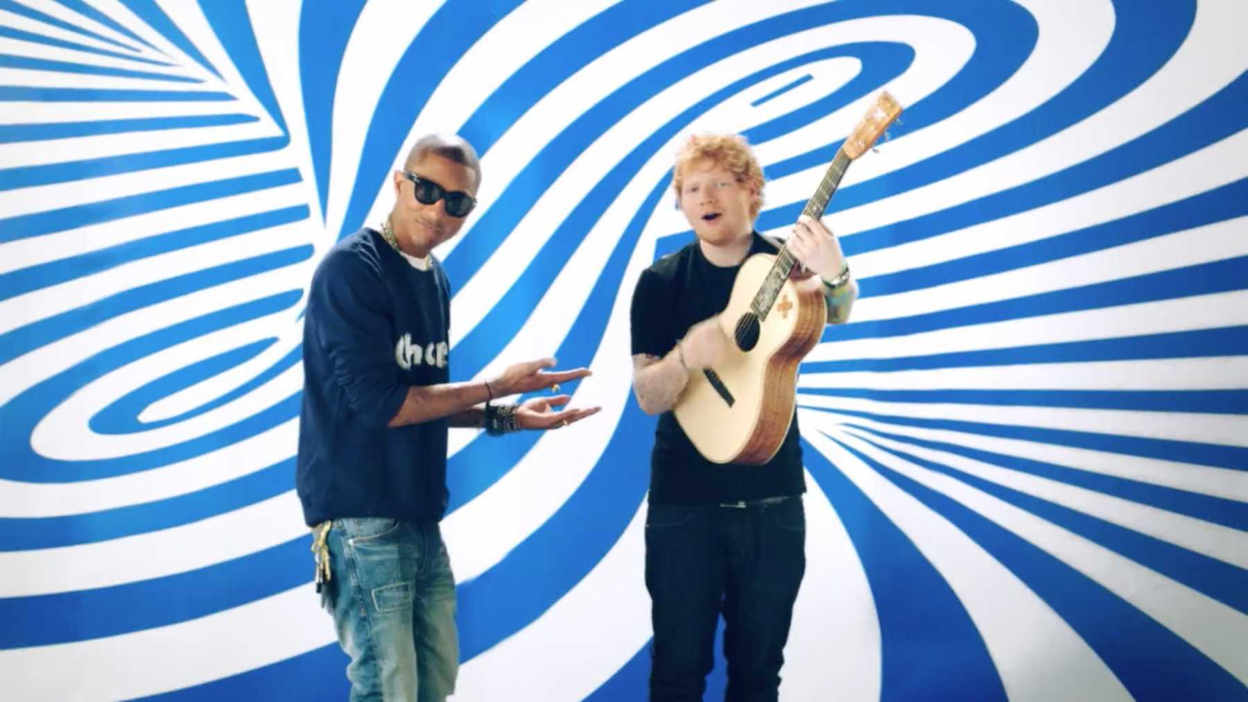 Ed Sheeran's New Album 'X' Released Today