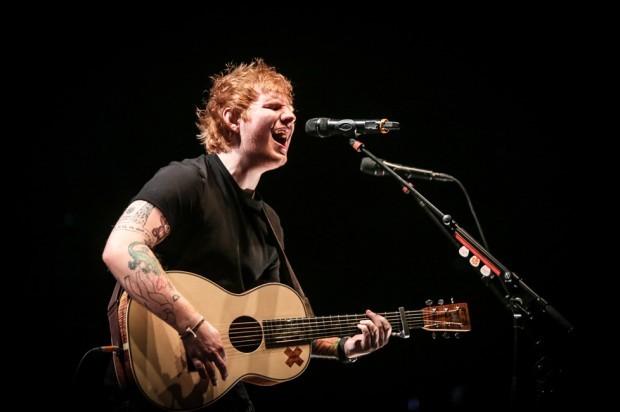 Ed Sheeran Teases Psy's