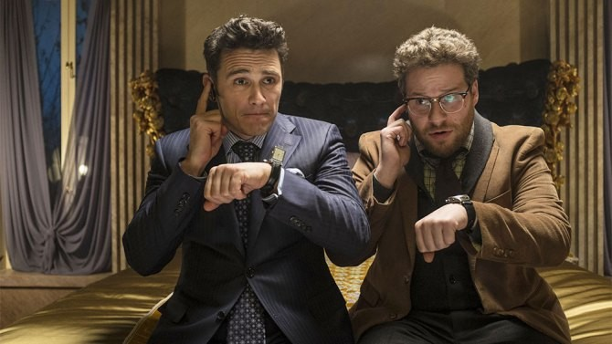 North Korea Fires Back At U.S. Comedy About Kim Jong-Un
