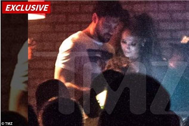 No Denying It: Jennifer Lopez And Maks Chmerkovskiy Caught On Camera Together