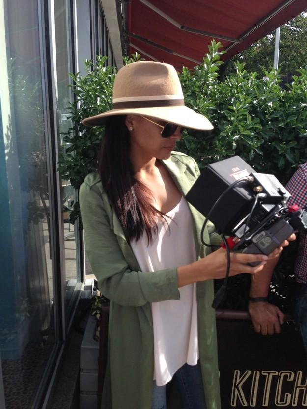 Glee's Naya Rivera Makes Directorial Debut In Beautiful Immigration Video,