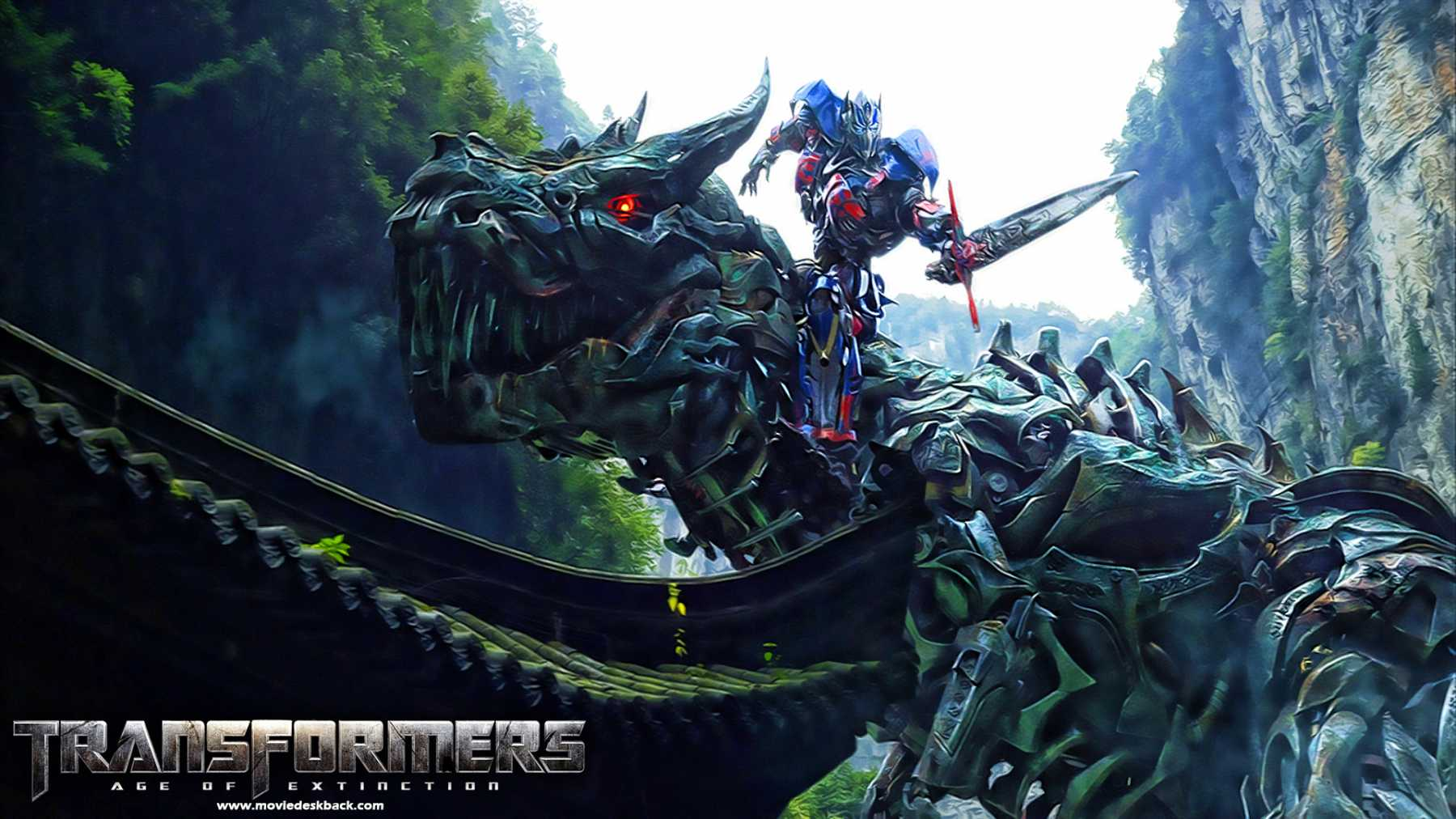In Theaters: PopWrapped Reviews The Mega-Movie, Transformers: Age of Extinction