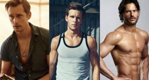 Thirsty Thursday: Grab Your Bottled Blood And Sink Your Teeth Into Our List Of Hottest True Blood Men