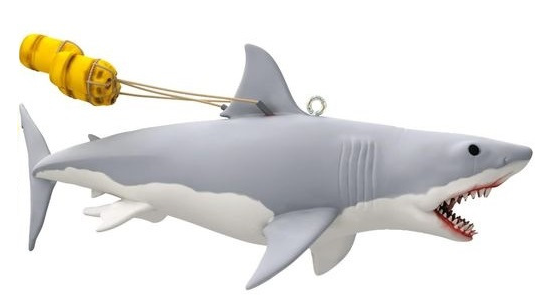 Have Yourself A Spooky Little Christmas: Hallmark Releases Holiday Ornaments For 2014
