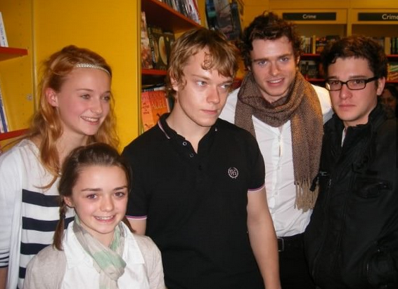 Turn Back The Clock On Westeros: Check Out The Game Of Thrones Cast As Kids