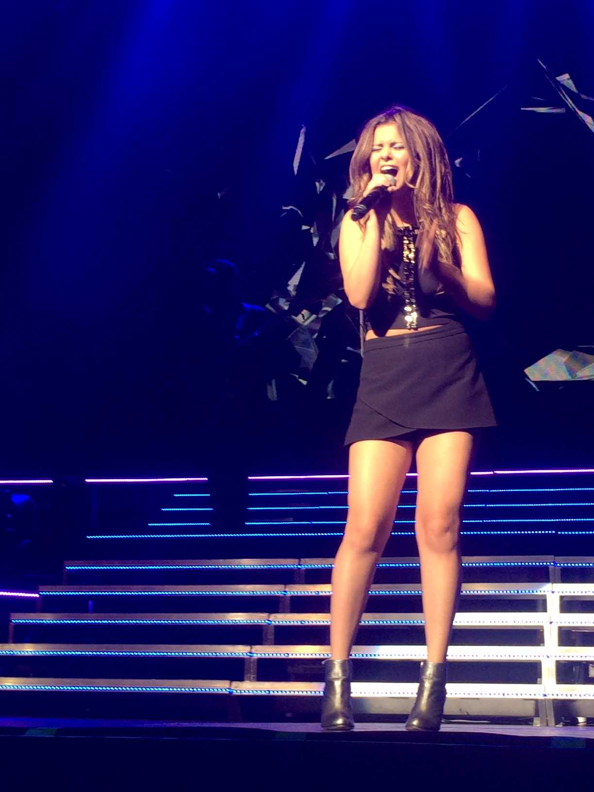 The Voice Continues To Dominate With Crowd Pleasing #VoiceTour Debut