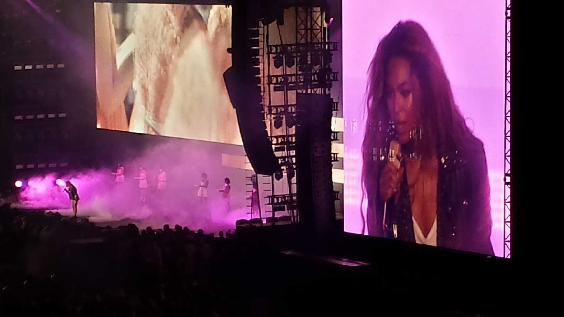 On The Run: PopWrapped's Spectacular Night With Music's Royal Couple, Beyonce And Jay-Z