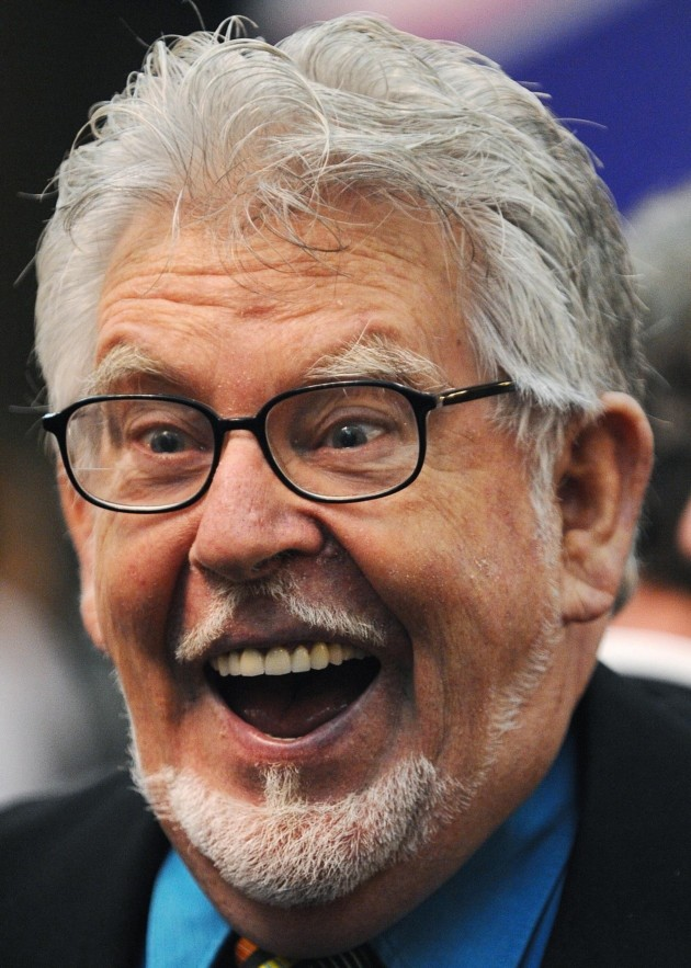 Children Entertainer Rolf Harris Found Guilty On Twelve Counts Of Sexual Assault