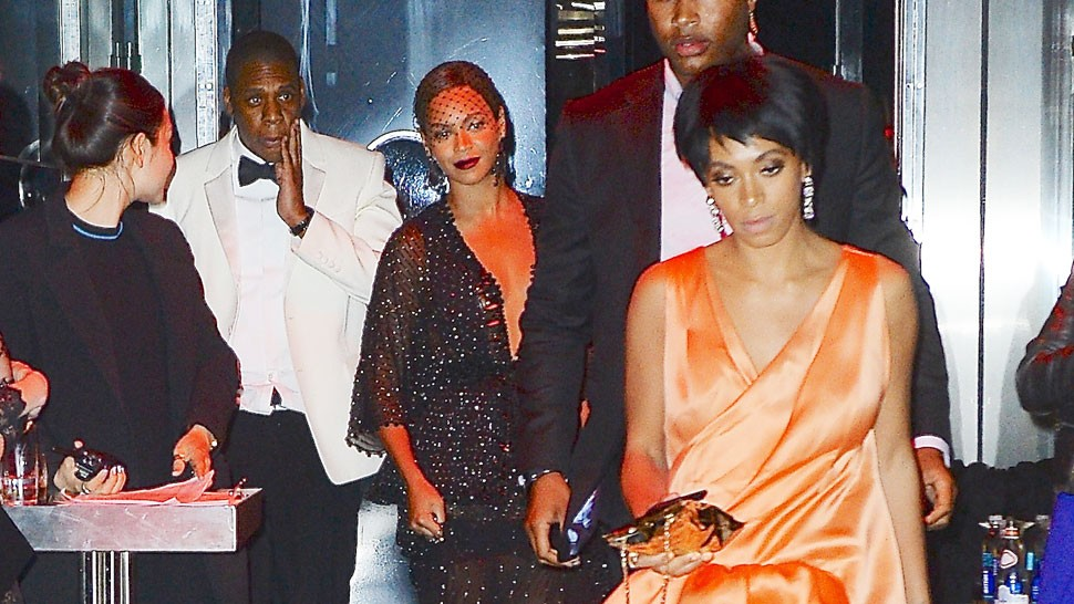Solange Knowles Makes Vague Statement About Her Elevator Brawl With Brother-In-Law Jay-Z