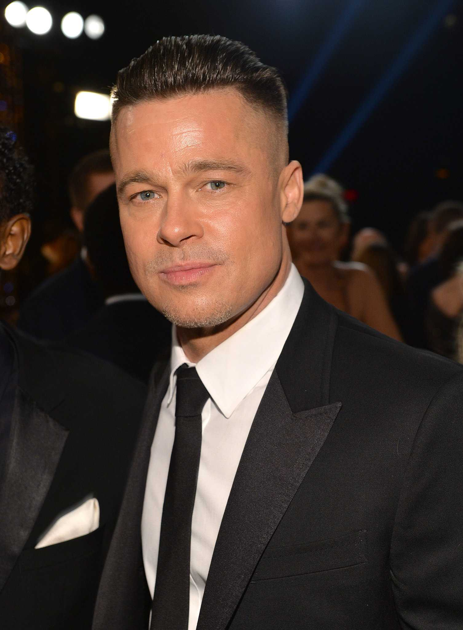 Brad Pitt Working To Provide Housing For Homeless Native Americans