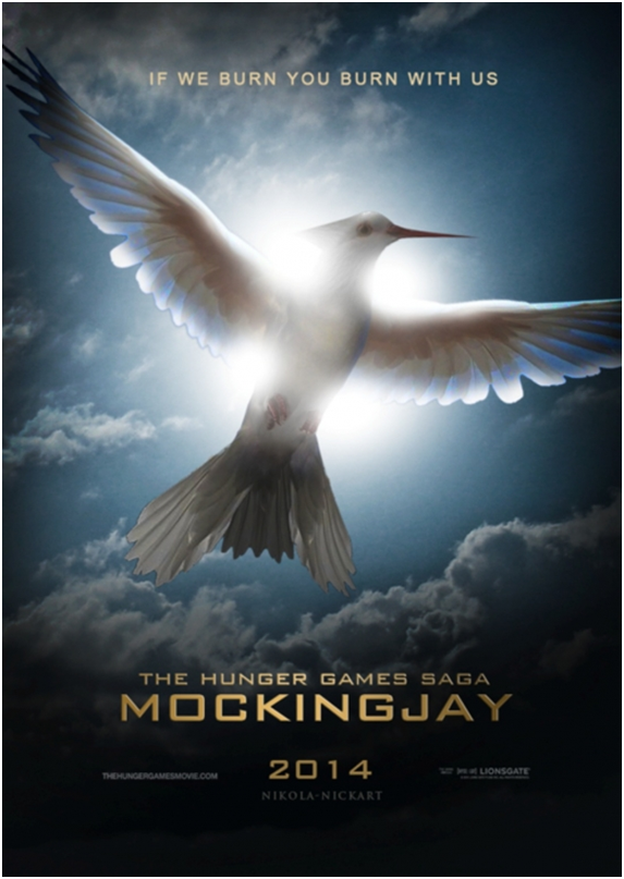 PopWrapped First Look: Prepare For A Disturbance In The Brand New Mockingjay Part 1 Trailer