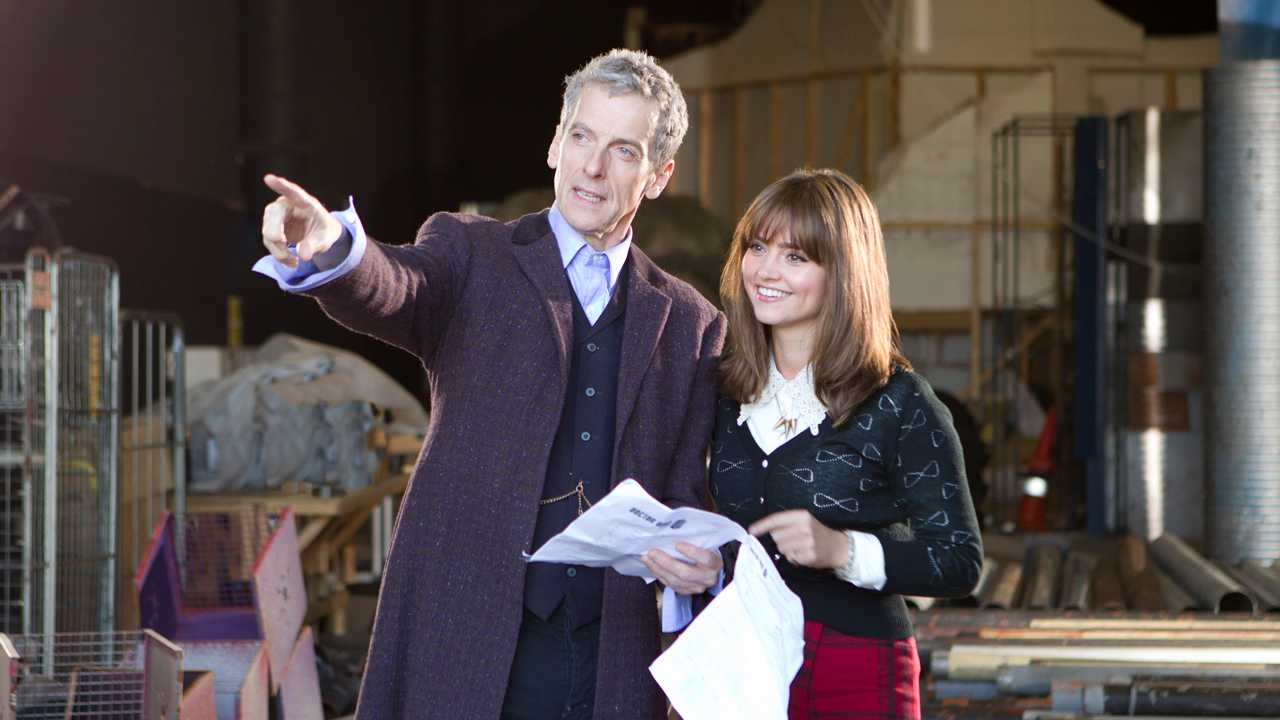 Journey Into New Darkness With The Trailer For Doctor Who's Eighth Season