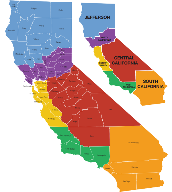Billionaire Timothy Draper Proposes To Split California Into Six States