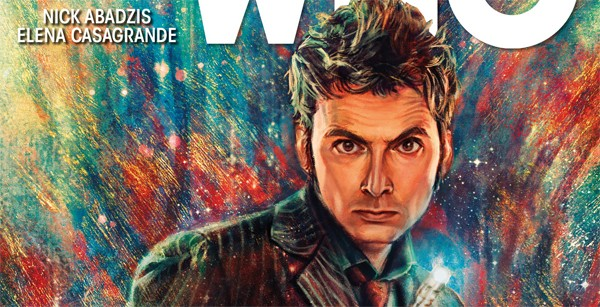 Allon-sy! Doctor Who Comic Books To Fly To A Shelf Near You On July 23