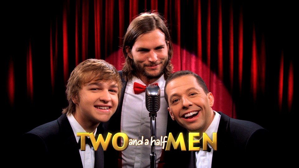 Two And A Half Men Final Season Shocker: Wedding Bells For Alan And...Walden!?!