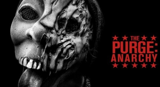Can You Escape the Purge Anarchy At Halloween Horror Nights? | purge anarchy