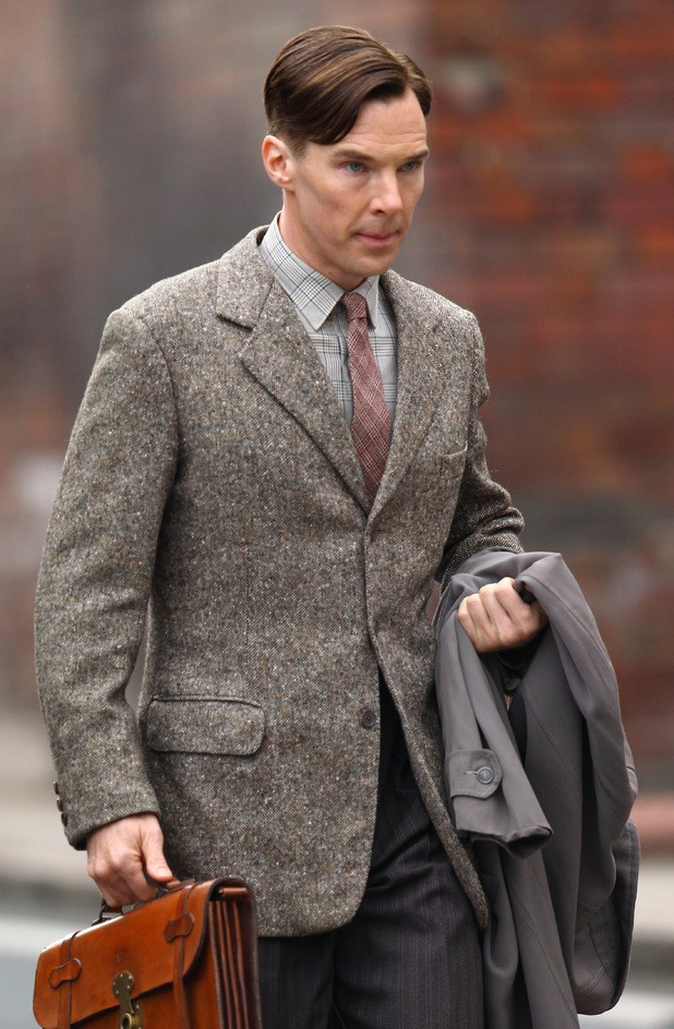 Benedict Cumberbatch Portrays Genius Scientist Alan Turing In 'The Imitation Game' Trailer | Benedict Cumberbatch
