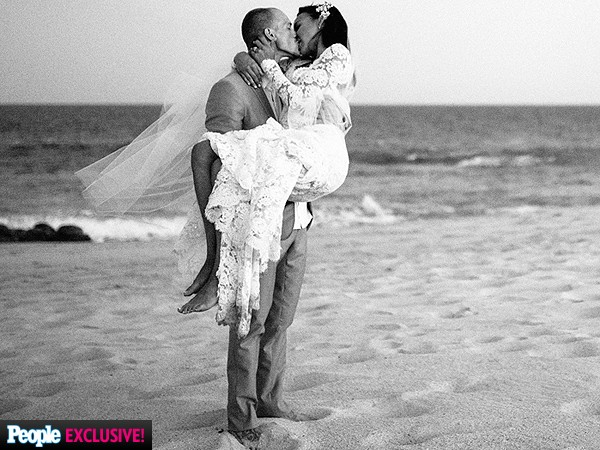 Breaking News: Naya Rivera Is Married!