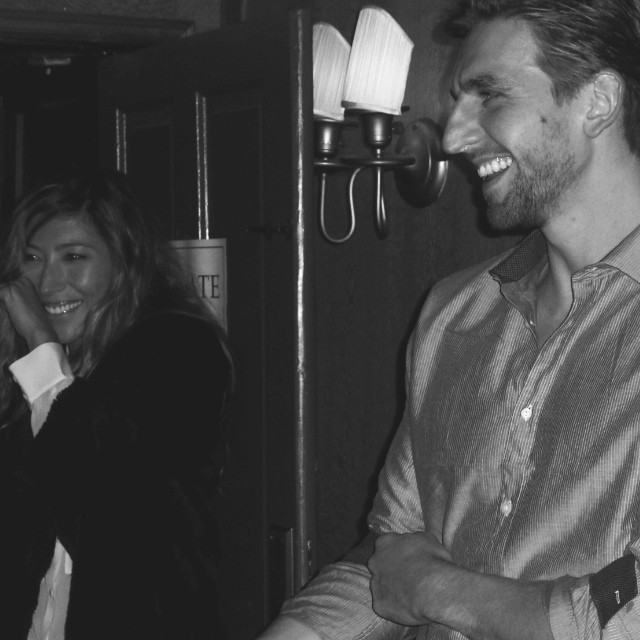 Engagement Alert: Dichen Lachman And Maximilian Osinski Plan To Seal The Deal