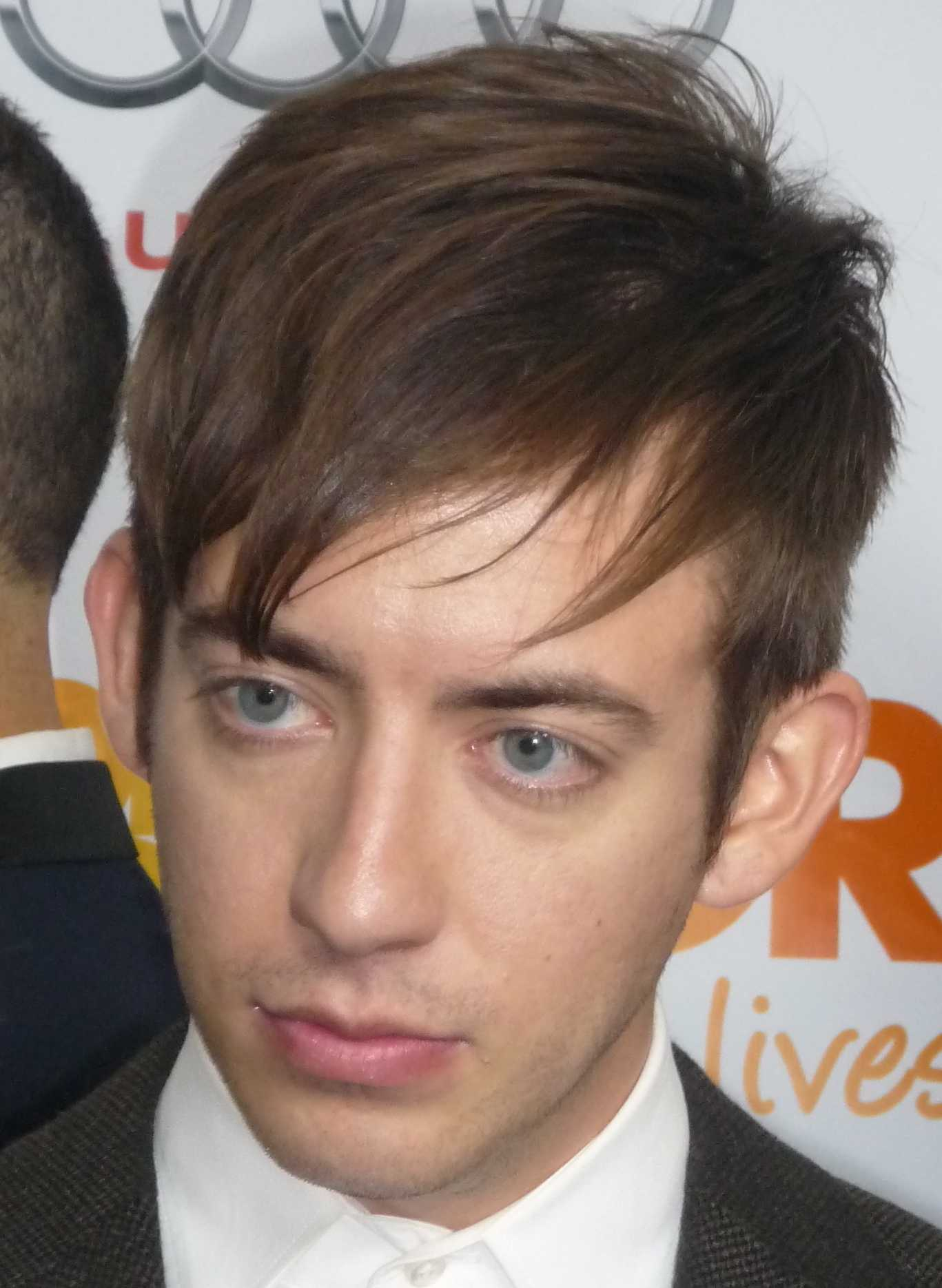 Kevin McHale Gets Soaked And Talks About Becoming A Host On BBC Radio 1