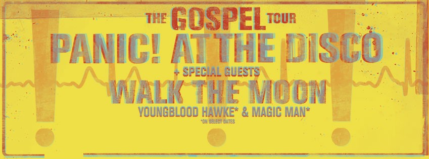 Panic! At The Disco Does It Again With The Gospel Tour.