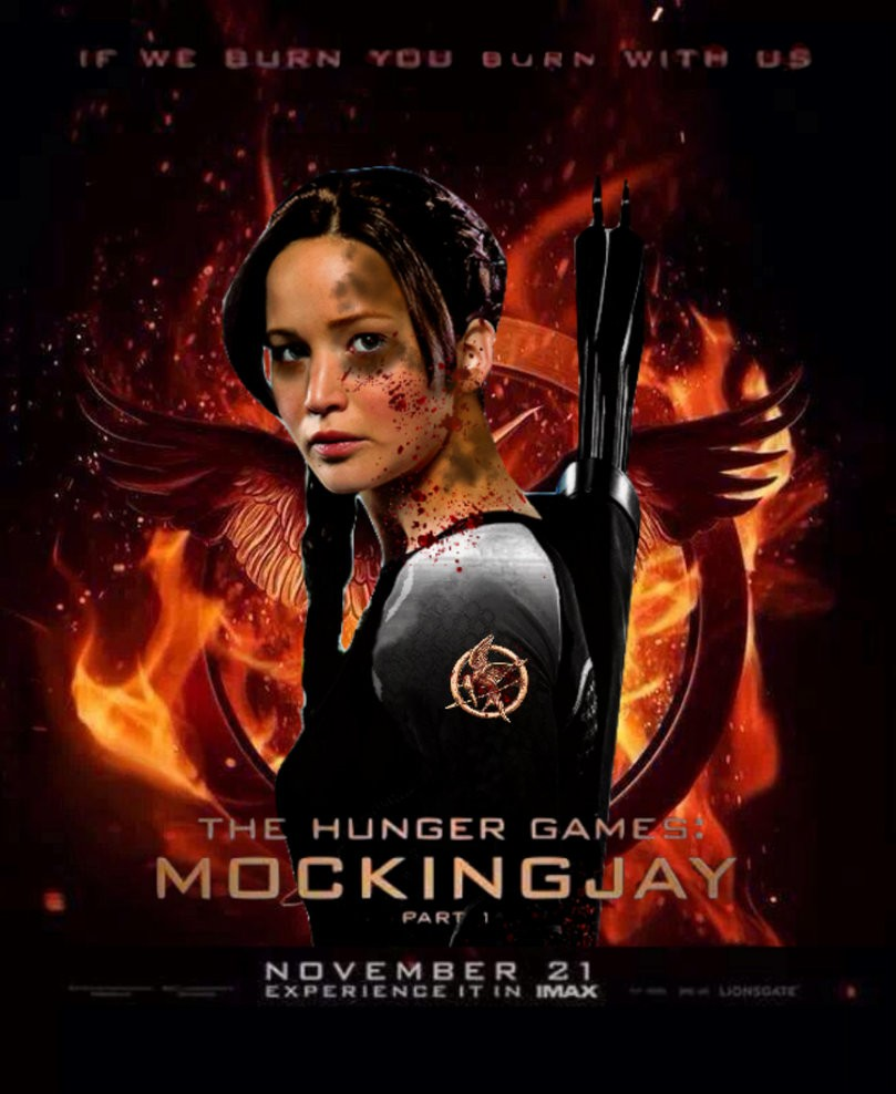 First Painfully Short Mockingjay Part 1 Teaser Trailer Gives Us A Glimpse Of Katniss, Gale And District 13