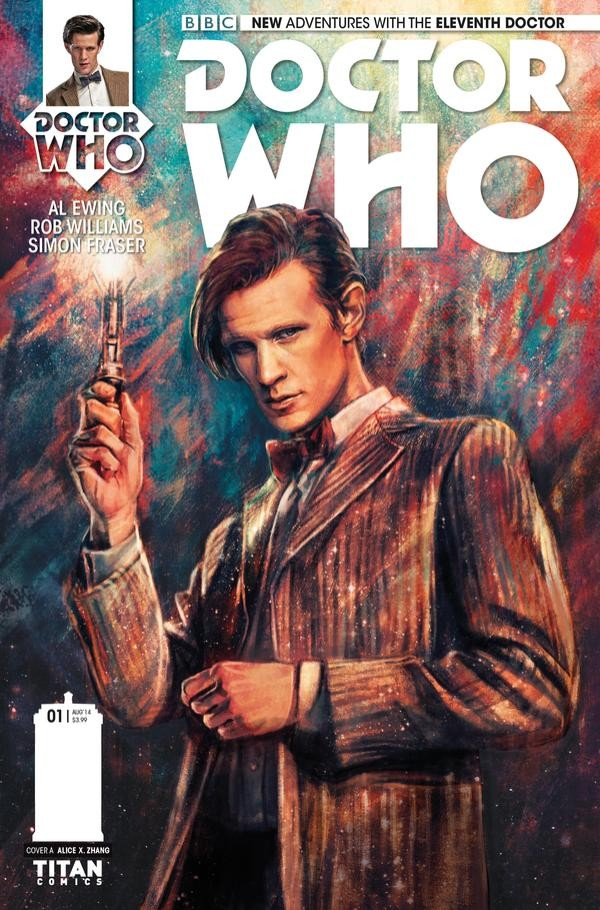 Doctor Who Comic Includes Free Code To Be Used With Online Game, Doctor Who: Legacy