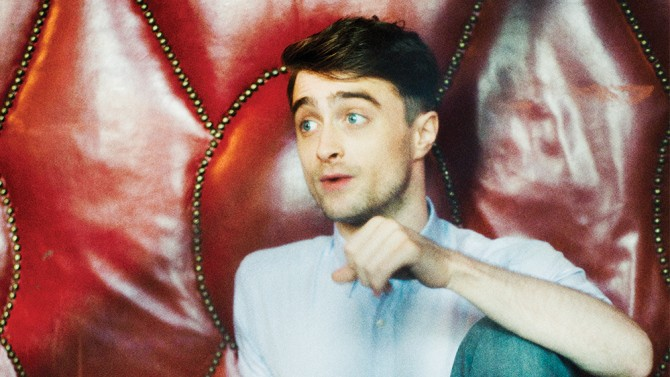 Hanging Up The Wizard Robes: Daniel Radcliffe Wants To Sit In The Director's Chair