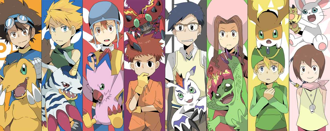 Get Ready For A Digivolution: The Original Digimon Series Is Getting A Sequel