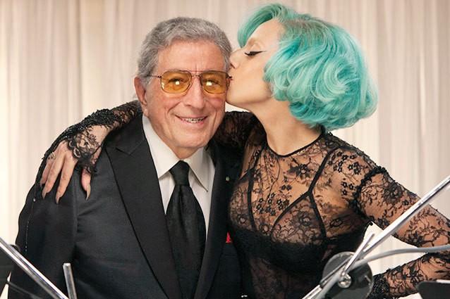 Lady Gaga Celebrates Tony Bennett's 88th Birthday In Style