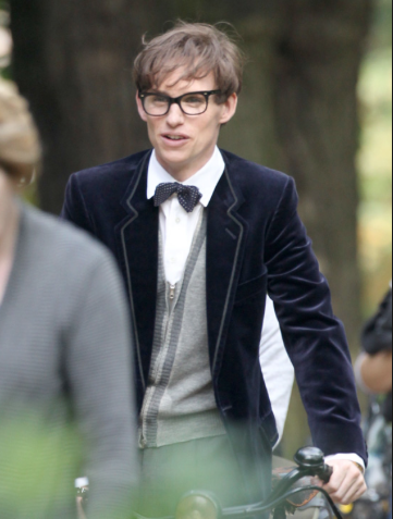 Take An Exciting First Look At Eddie Redmayne As Stephen Hawking In 'The Theory Of Everything' Trailer
