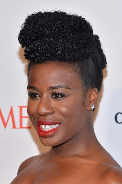 Uzo Aduba Quit Acting For An Hour Before Netflix Showed Her The Love