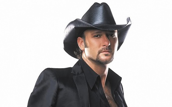 All Is Forgiven Between Tim McGraw And The Fan He Slapped | tim mcgraw