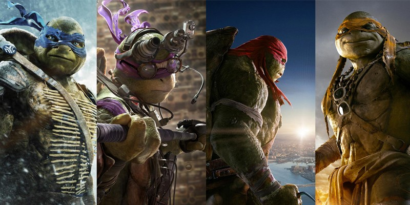 Make Sure You Order More Pizza For The 'Teenage Mutant Ninja Turtles' Sequel | teenage mutant ninja turtles