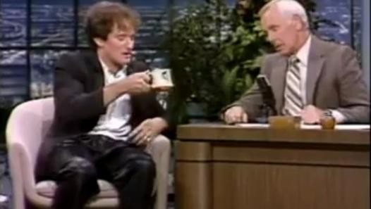 Oh Captain, My Captain: Jimmy Fallon Remembers Robin Williams On 'The Tonight Show' | Robin Williams