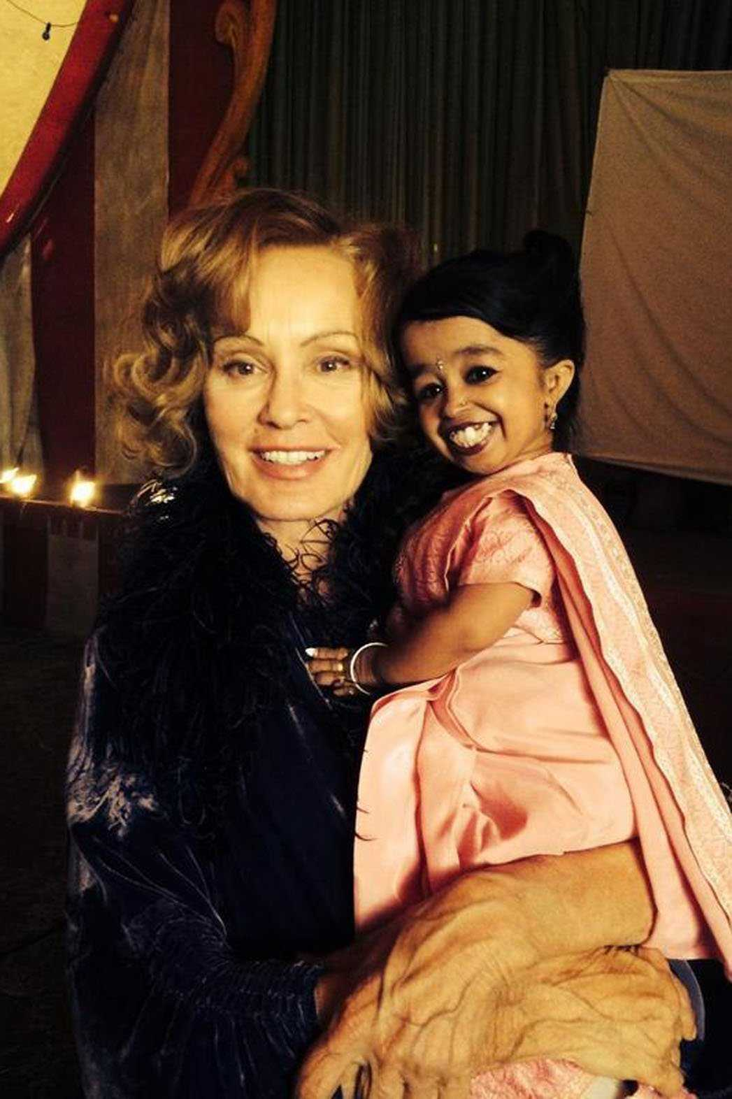 Jyoti Amge, World's Smallest Woman, Joins 'American Horror Story: Freak Show' | Jyoti Amge