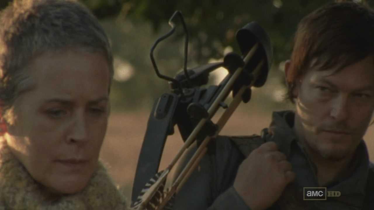 Is The Walking Dead's Biggest Badass Gay? | The Walking Dead