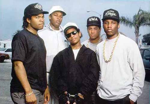 N.W.A. Biopic Cast Has Close Call With Actual Drive-By Shooting | N.W.A.