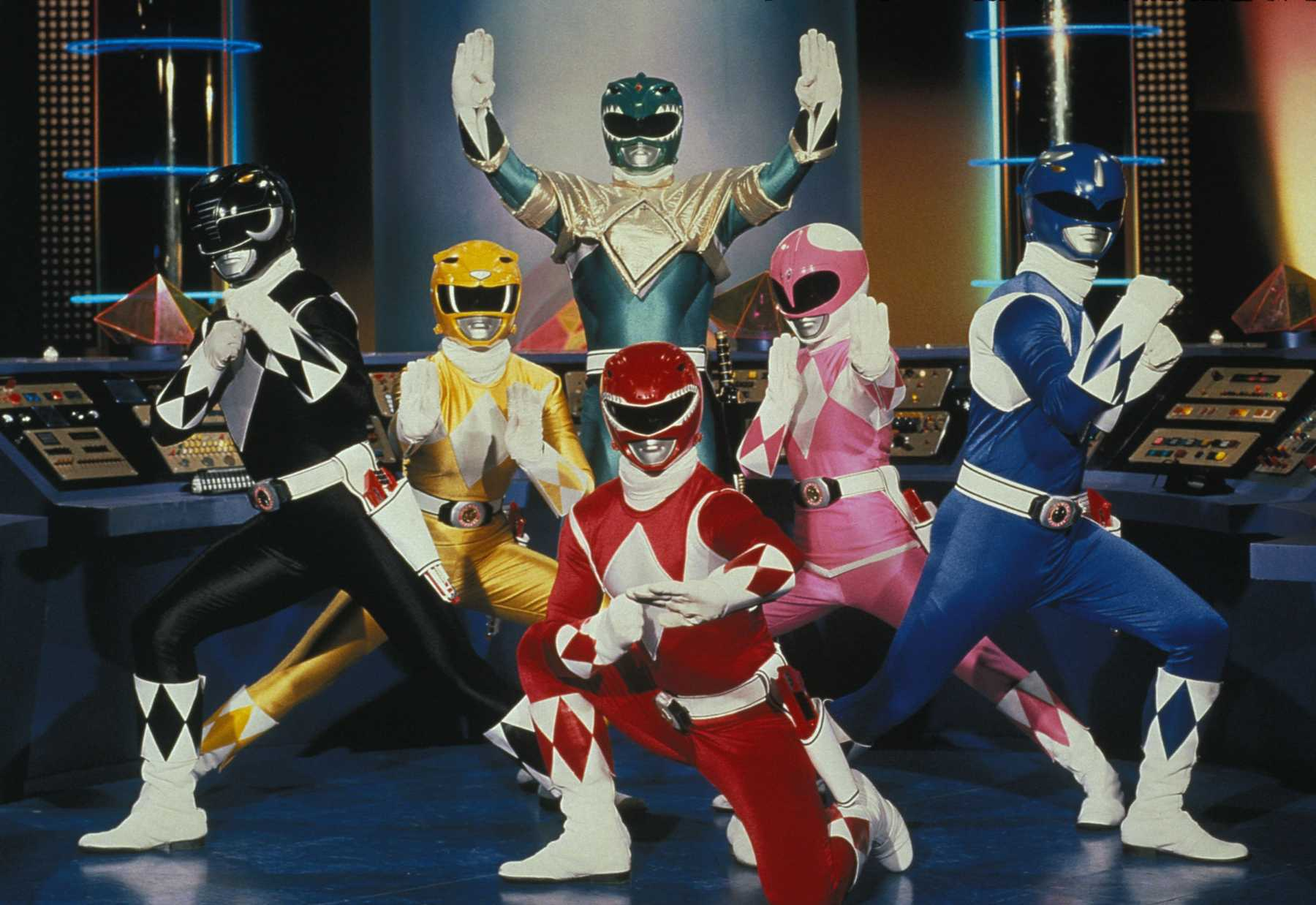 Nostalgia On The Big Screen: Reboot Of 'Mighty Morphin Power Rangers' Announced | Power Rangers