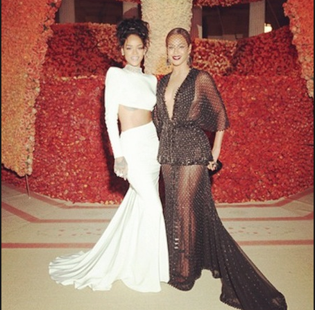 Ring The Alarm: Is Beyonce Working With Rihanna On Yet ANOTHER Remix?! | Beyonce