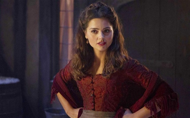 Jenna-Louise Coleman May Be Quitting 'Doctor Who' | Jenna-Louise Coleman