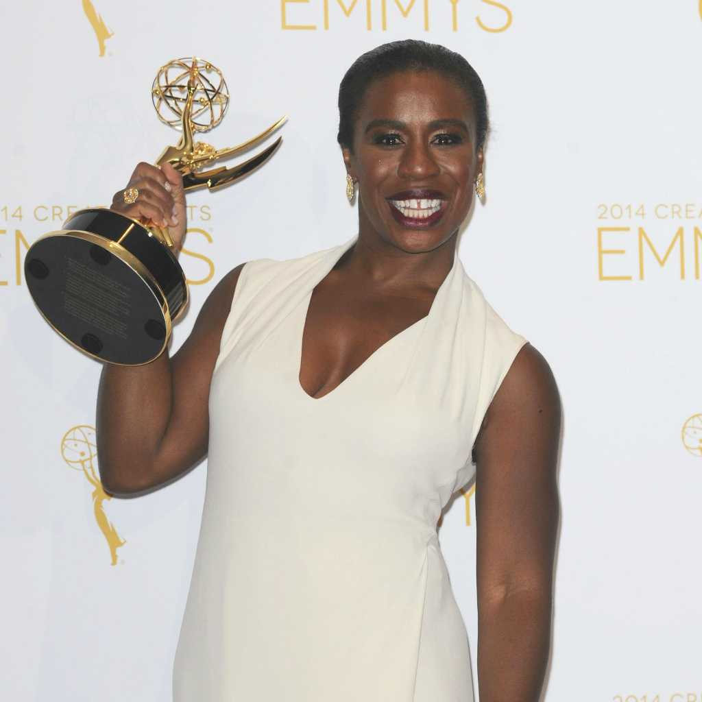 Jimmy Fallon And Uzo Aduba Rightfully Win Comedic Emmys | emmys