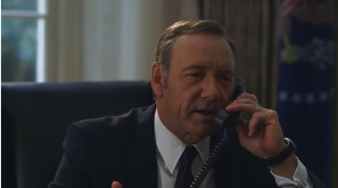 Talk About Friendship: Bill Clinton Recruits Kevin Spacey To Prank Call His Wife   kevin spacey