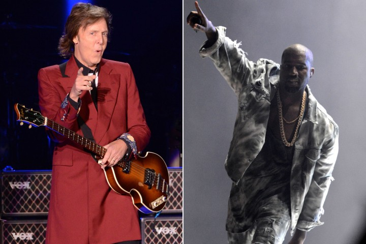 Are Paul McCartney And Kanye West Making An Album Together? | Kanye